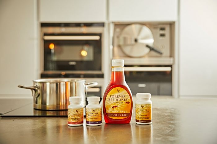 familia forever de produse apicole